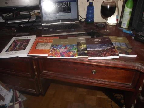 A few books I wrote ...