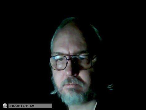 Me 7 years ago - Klaus J Gerken