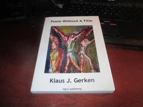 Poem without a title - Klaus J Gerken