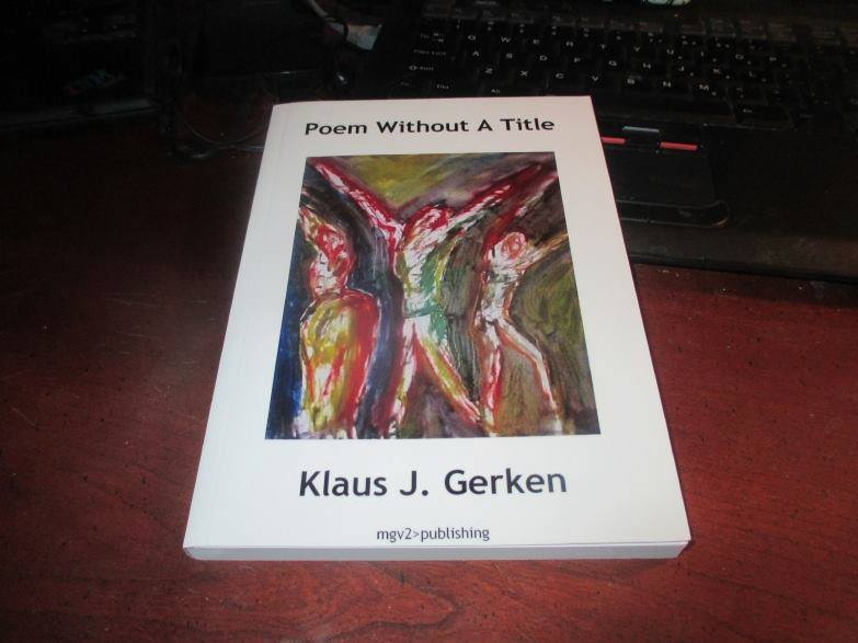 Poem without a title - Klaus J. Gerken