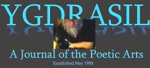 Ygdrasil - A Journal of the Poetic Arts - Klaus J Gerken