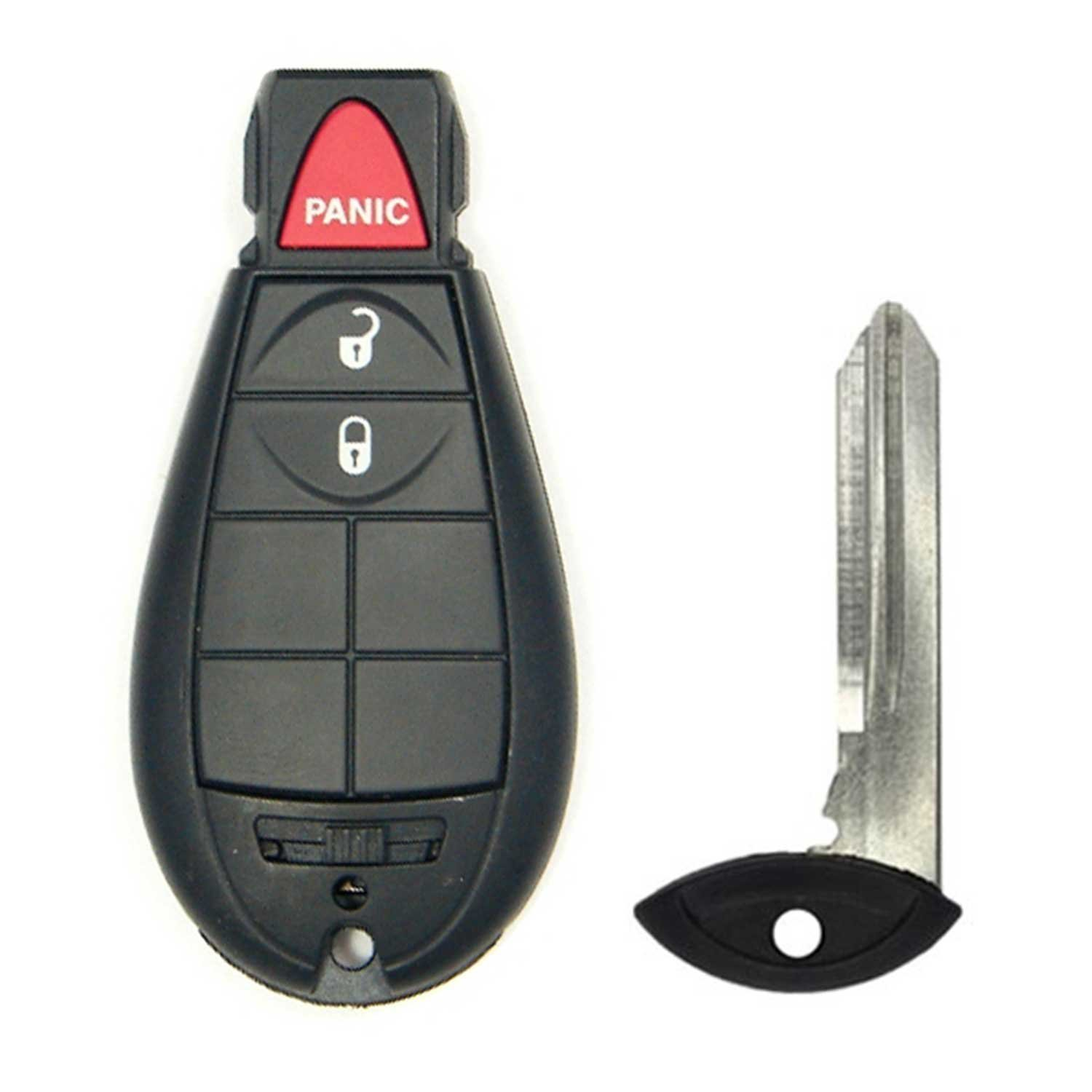 2010 chrysler town and country key fob problems