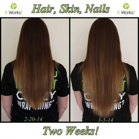 Hair Skin Nails It Works Body Wraps Canada