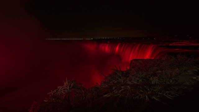 Niagara Falls Celebrates the Start of the Chinese New Year