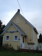 Canoe Cove School, established 1820