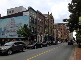 Barrington Street