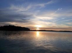 Figure 1 Beautiful Sunrise 美丽的日出