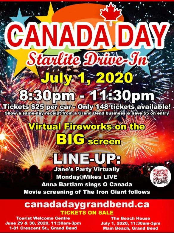 Canada Day Celebration