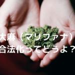 【カナダで大麻(マリファナ)合法化】なぜ合法化になったのか説明するよ!