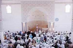 Mosque in Canada