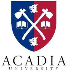Acadia University Academic Calendar