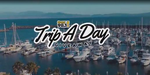 KXSN Sunny 98.1 Trip A Day Contest