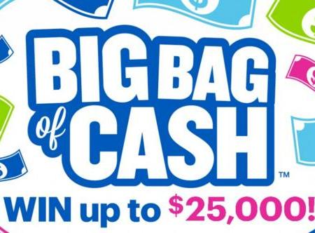 Big Bag Of Cash Contest Archives - Canada Giveaway and Sweepstakes