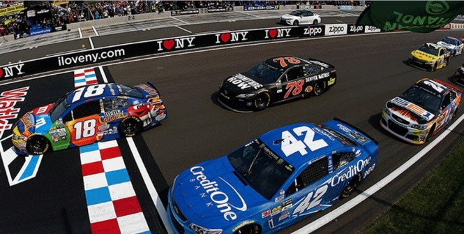Finger Lakes Wine Country NASCAR Experience Sweepstakes