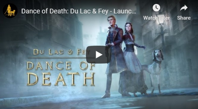 Dance Of Death Du Lac & Fey Competition