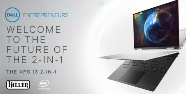 iGames Future of 2-in-1 Sweepstakes - Win Dell Laptop