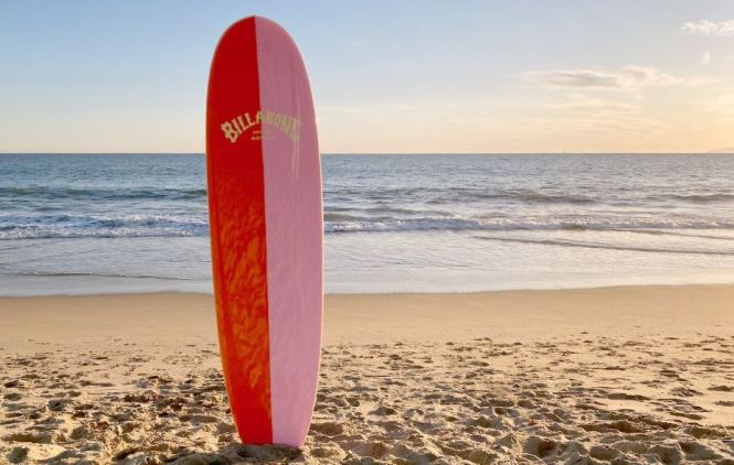 Billabong Know The Feeling Surfboard Giveaway