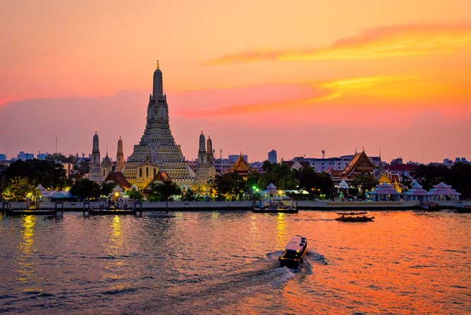 Qatar Airways Thailand Trip Sweepstakes - Enter To Win A Pair Of Business Class Ticket