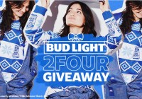 Bud Light 2FOUR Giveaway