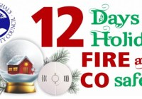 Tillsonburg 12 Days Of Holiday Fire Safety Giveaway