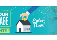 End Of The Roll Win Your Mortgage Payments Contest