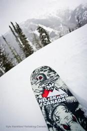 Heliskiing Canada / Photo: Kyle Hamilton