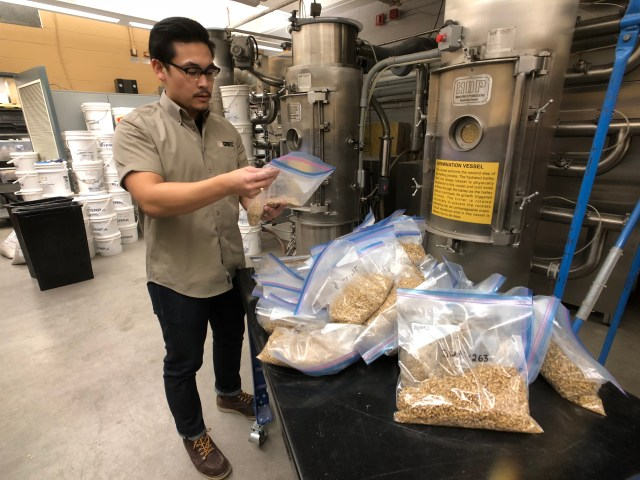 Q&A: Canadian Malting Barley Research Centre (Winnipeg. MB)