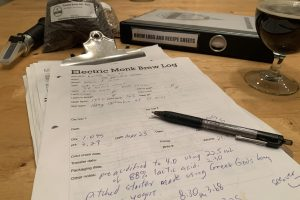 Mash Out!—Notes on Brewing