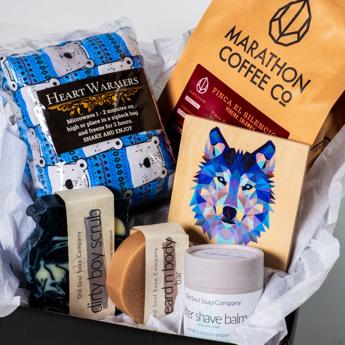 Love Your Lumberjack Box by Canada in a Box 100% Canadian Subscription & Gift Boxes