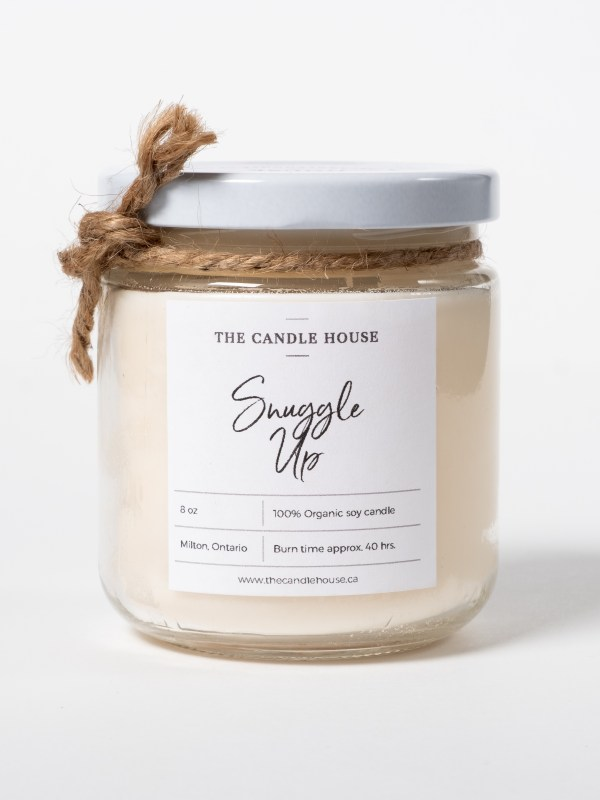 Treat Yourself Pamper Box by Canada in a Box 100% Canadian Subscription & Gift Boxes Candle
