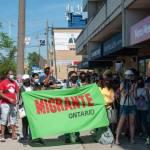 Người lao động nhập cư biểu tình tại nhiều thành phố đòi tư cách thường trú nhân do nguy cơ đại dịch COVID-19