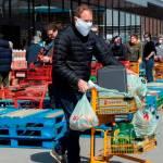 Không phát hiện coronavirus trong gần 1000 mẫu hàng hóa siêu thị Ontario