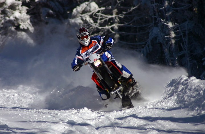 Here's the 2018 Canadian snow bike racing schedule