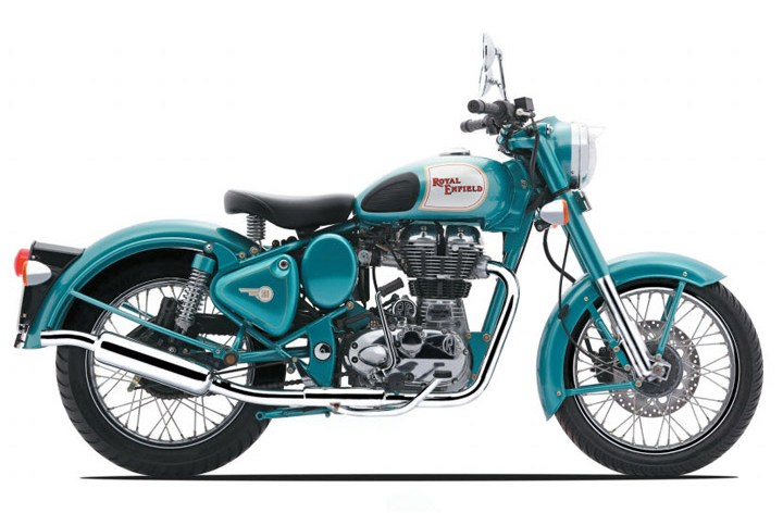 A quickie with Royal Enfield's North American boss
