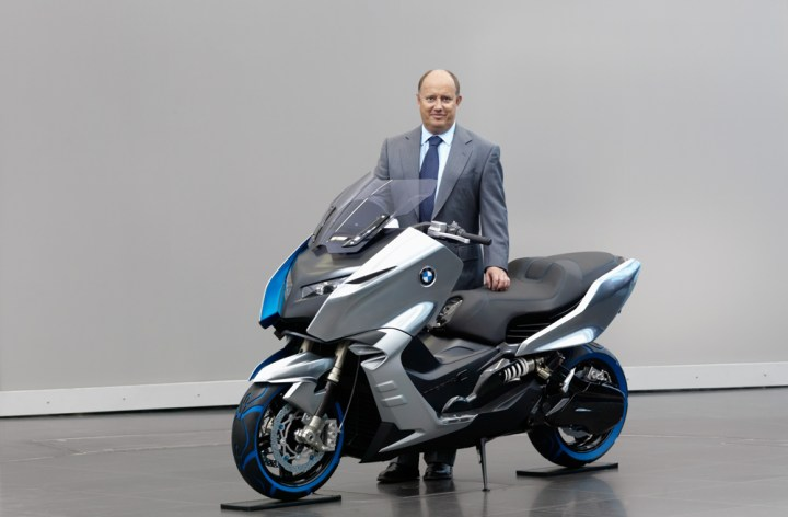 Two new scooters coming from BMW