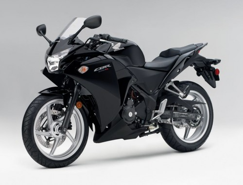 CBR250R coming to Canada!