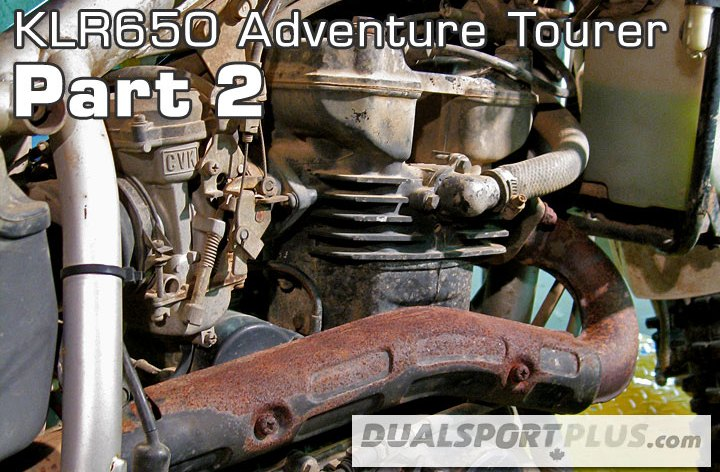 KLR Adventure Tourer – 2