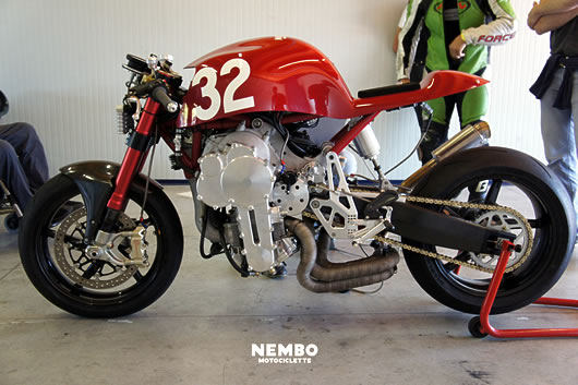 Nembo 32 undergoes track testing: video