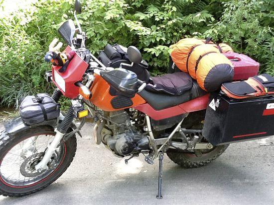 NFLD bike theft ruins Maine woman's trip