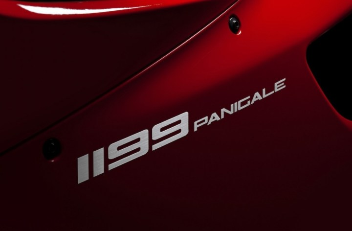 Ducati 1199 Panigale features impressive numbers