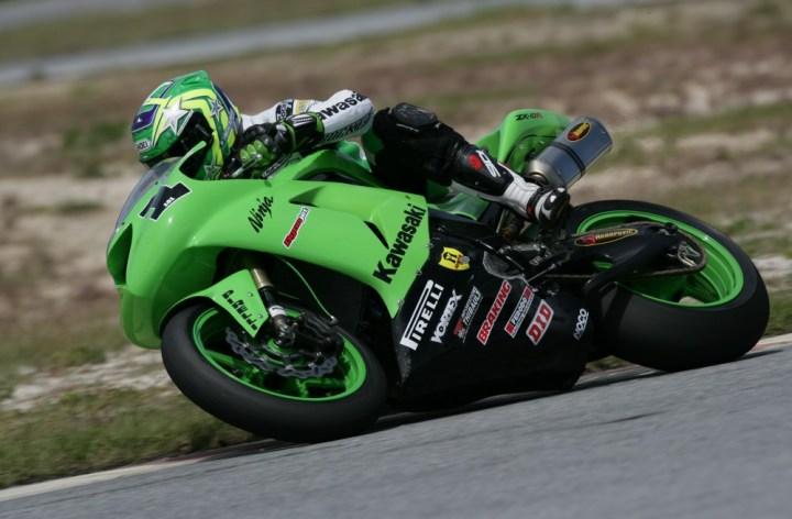 Kawasaki drops out of Canadian Superbike