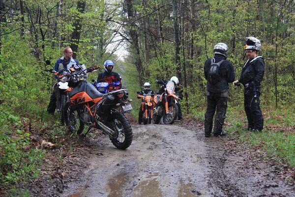 This weekend: Corduroy Enduro, Rally Connex trail rides!