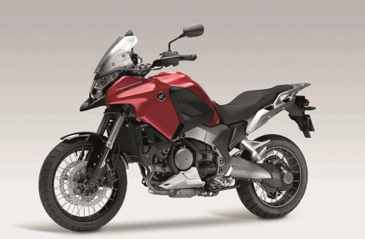 Honda Crosstourer – more details
