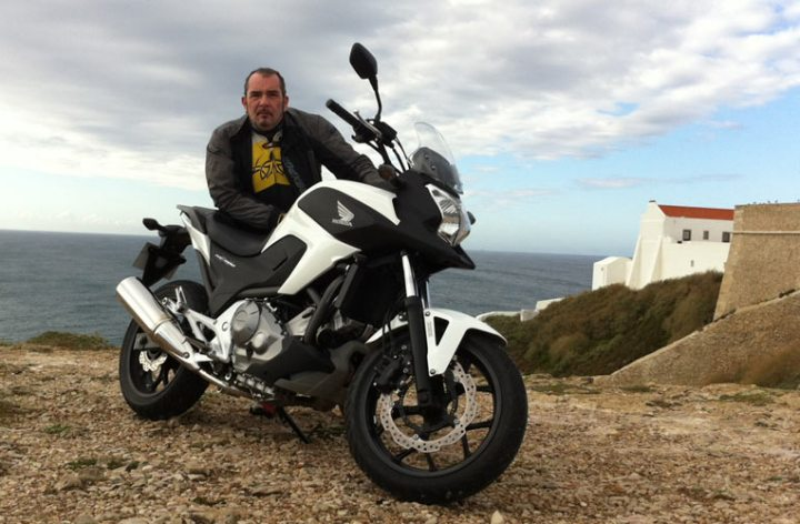 MCN post first ride report of new Honda NC700X