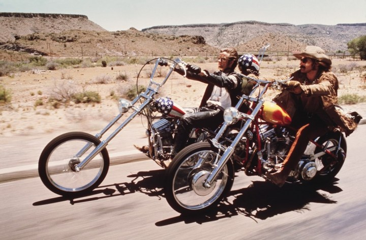 Easy Riders chopper sells for record price