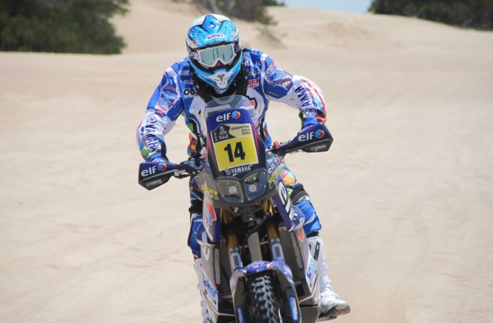 Dakar, Day Seven: Coma back on top