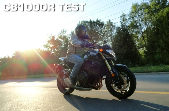 CB1000R Tested