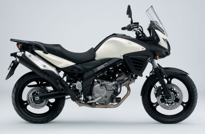 Suzuki V-Strom recall