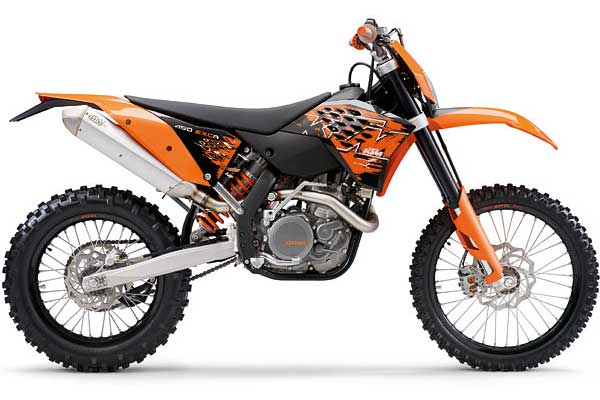 KTM announces off-road support