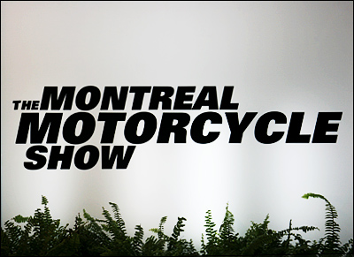Montreal Motorcycle Show this weekend